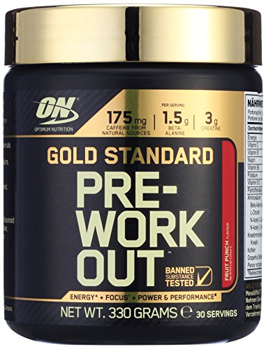 Optimum Nutrition – Gold Standard Pre Workout