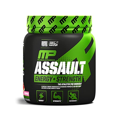 Muscle Pharm ASSAULT Sport